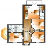 dormer-house-firstfloorplan1-150x150 dormer style dwelling house at glasson, co. westmeath architects design