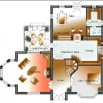 dormer-house-groundfloorplan1-150x150 dormer style dwelling house at glasson, co. westmeath architects design