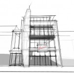 eyre-square-galway-3storey-sketch-design1-150x150 eyre square supermac's, initial sketch design concept architects design