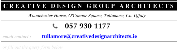 tullamore Contact details : architects design